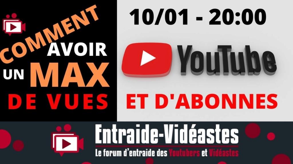 10/01 : 4e LIVE sur Discord : Avoir un max de vues et d'abonnés Live_412
