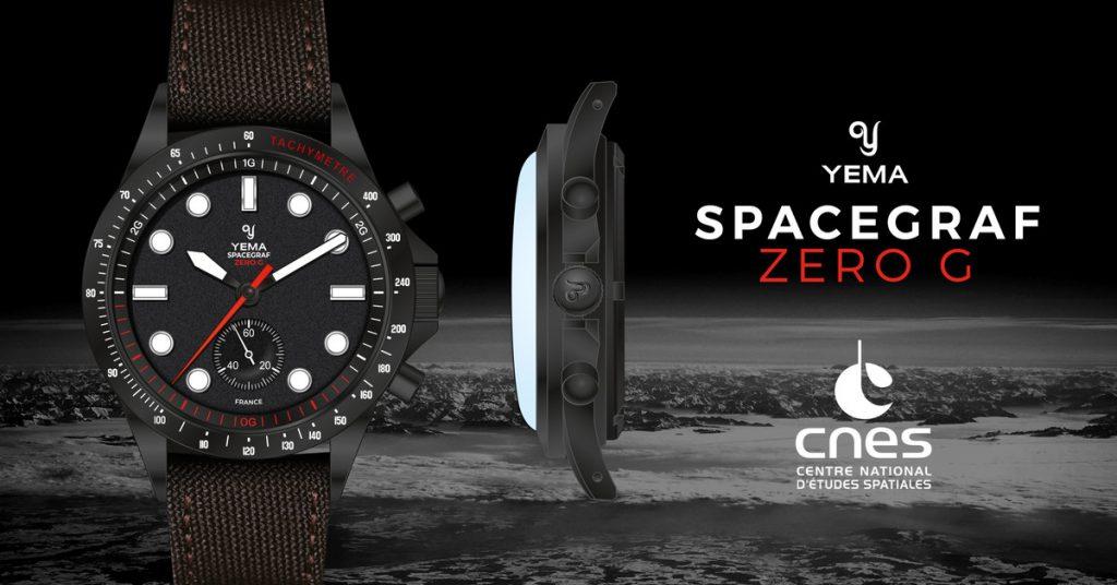 YEMA Spacegraf Zero-G Spaceg10