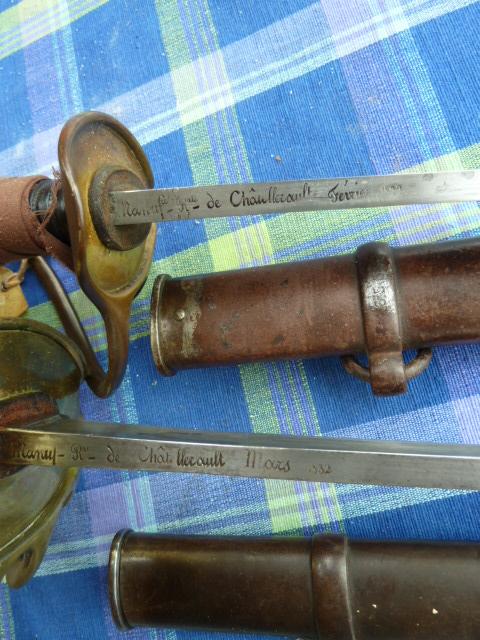 Sabres de Châtellerault 1832 P1040616