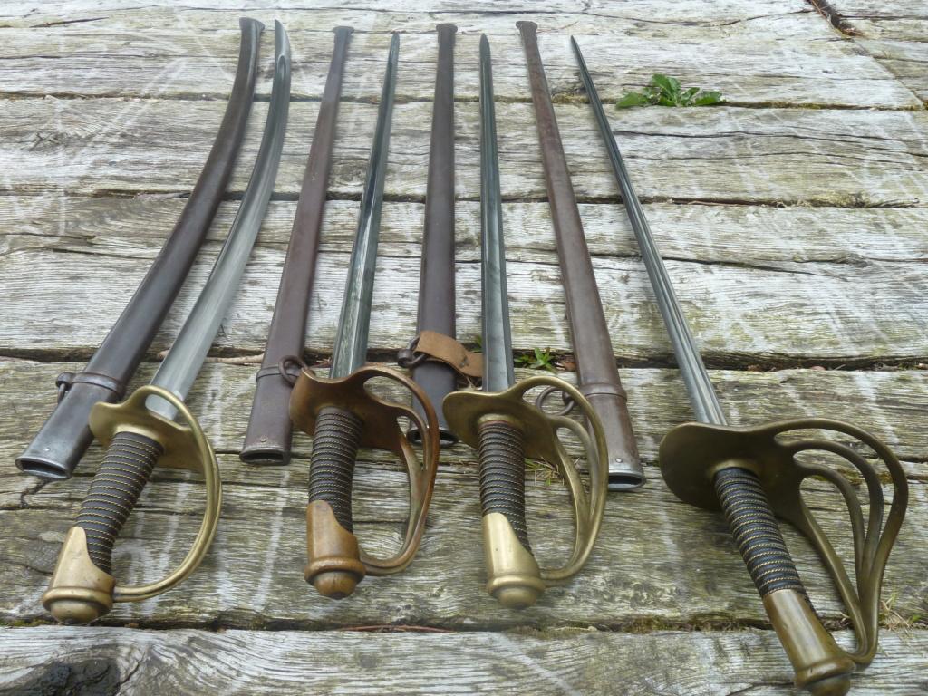 Sabre de cavalerie légère troupe modèle 1882 P1040918
