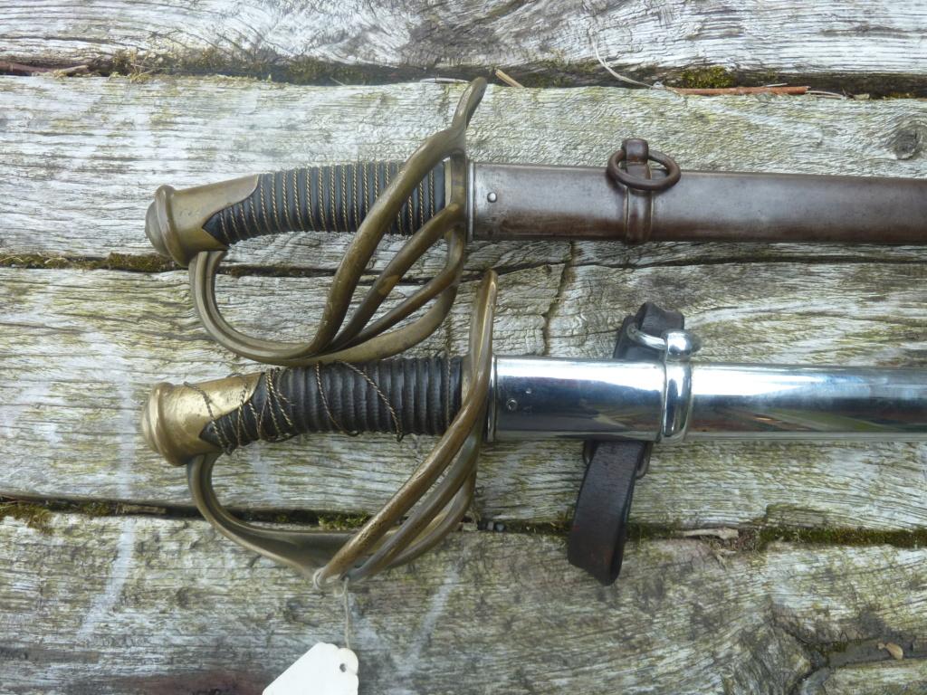 Sabre de cavalerie légère troupe modèle 1882 P1040923