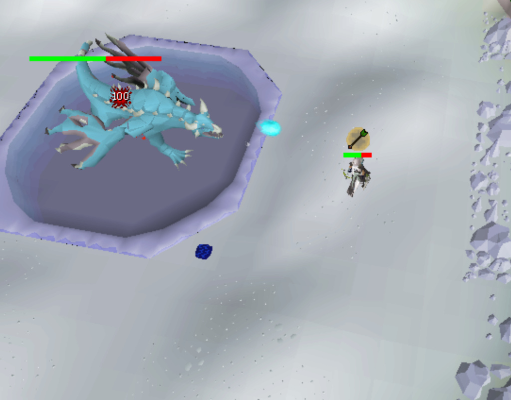 7 days of Vorkath - Into the frost dome Screen11