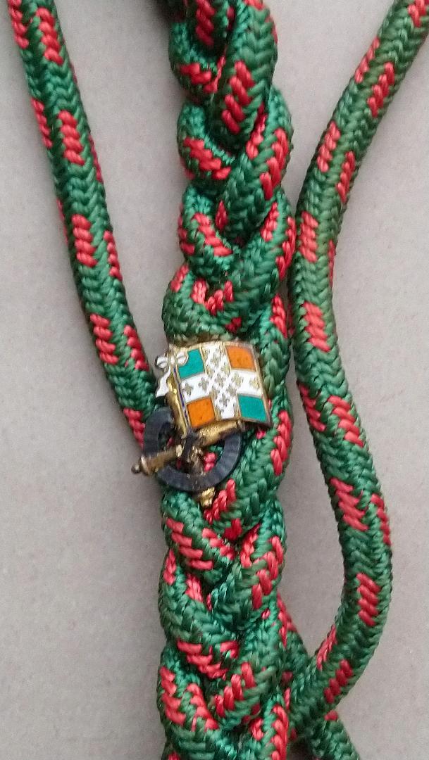 Fourragère Croix de guerre 14/18 Thumbn14