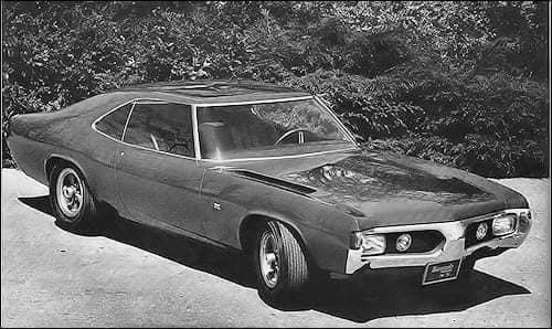 voitures Concepts  61970010