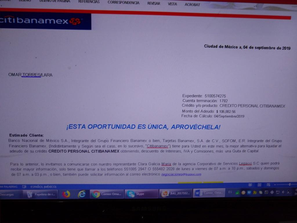 Deuda con Banamex y Santander. - Página 2 15676410