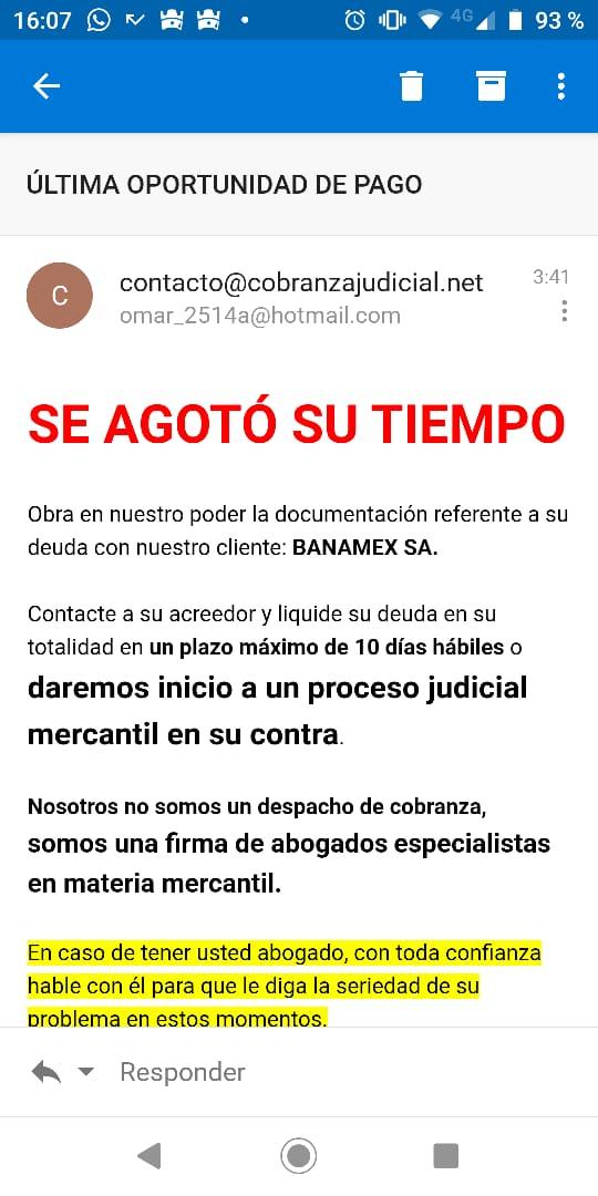 Deuda con Banamex y Santander. - Página 2 Whatsa13