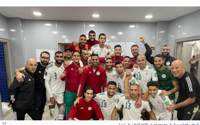 مكاسب مميزة من انتصارات الجزائر تعرّف إليها V10