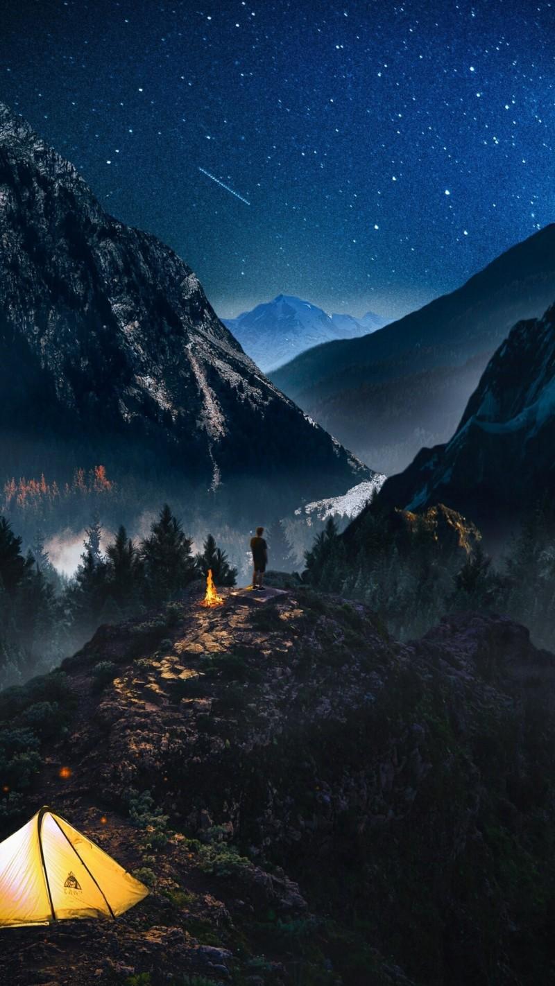 Звёздное небо и космос в картинках - Страница 3 20191136