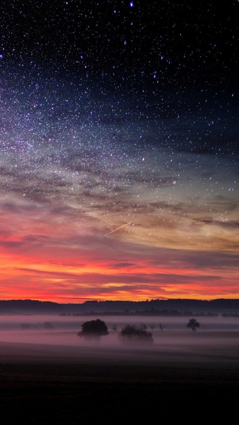 Звёздное небо и космос в картинках - Страница 3 20191166