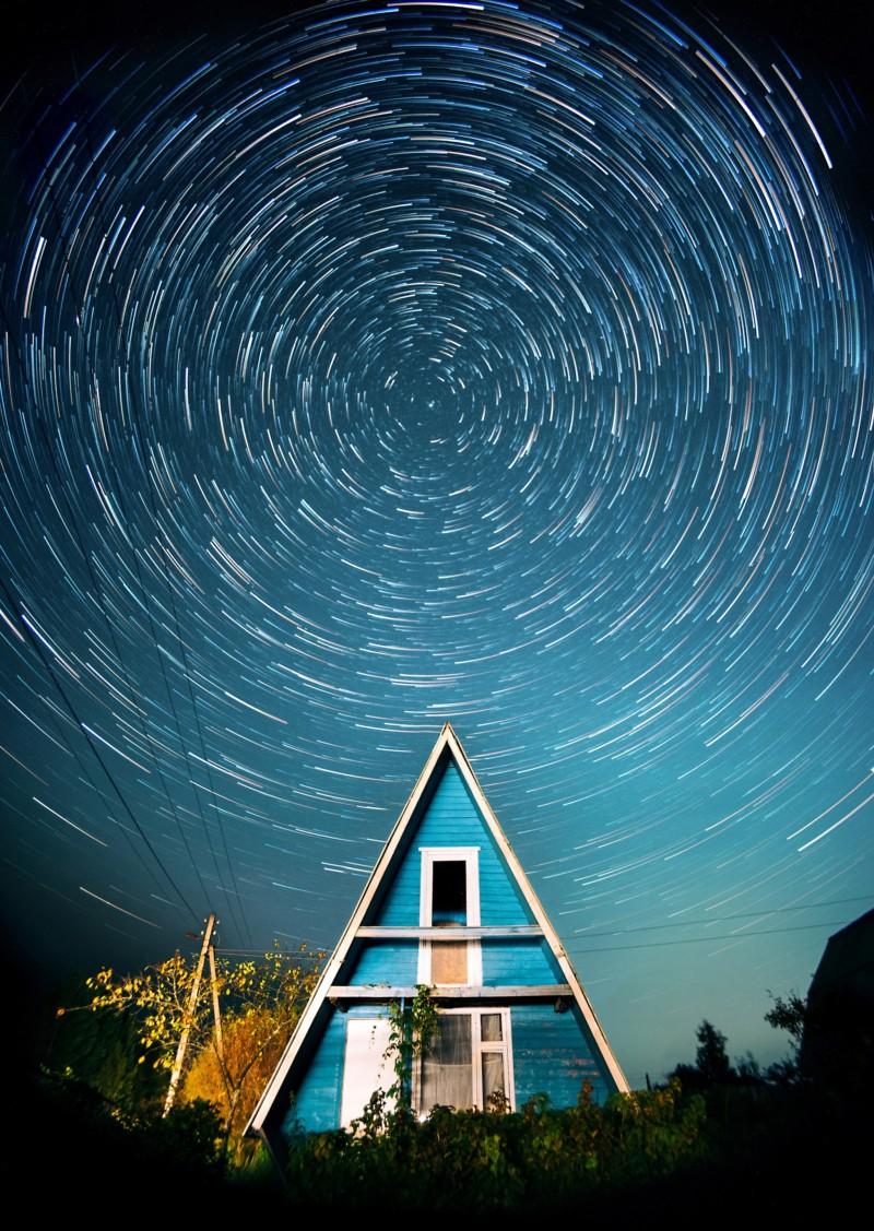 Звёздное небо и космос в картинках - Страница 5 20191195