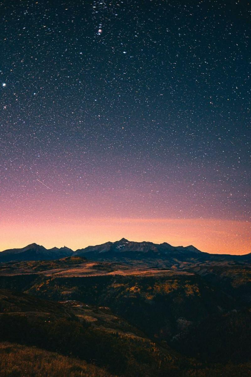 Звёздное небо и космос в картинках - Страница 6 20191234