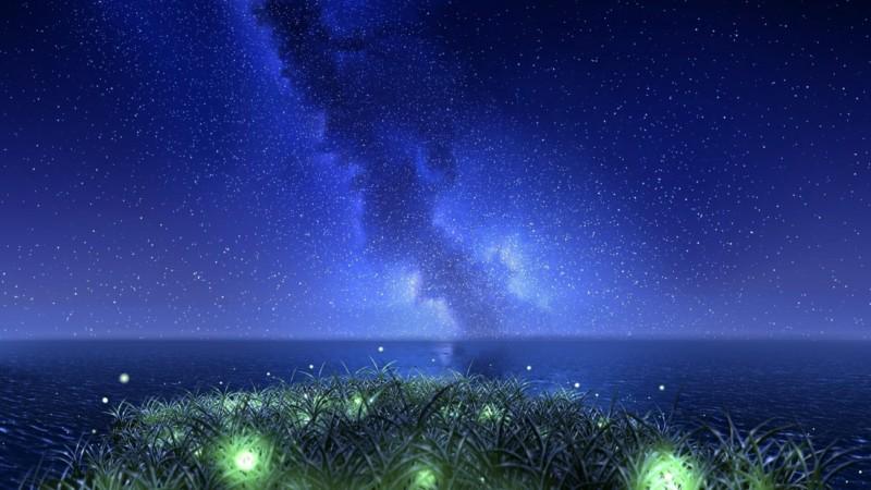 Звёздное небо и космос в картинках - Страница 6 20191247