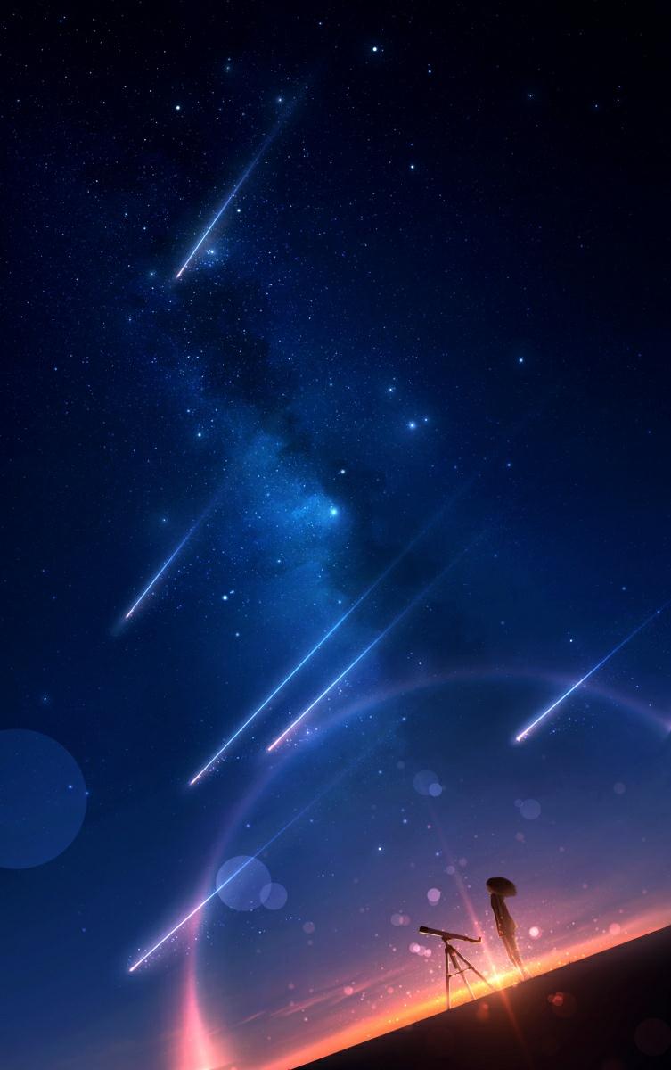 Звёздное небо и космос в картинках - Страница 6 20191253