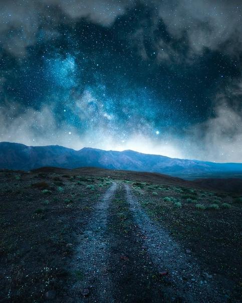 Звёздное небо и космос в картинках - Страница 6 20191262