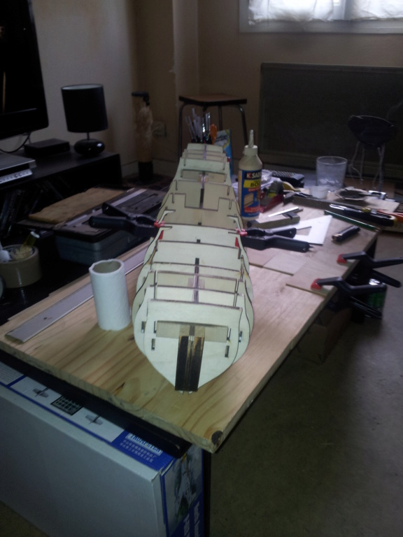 HMS Victory Constructo Echelle 1:94 20190818