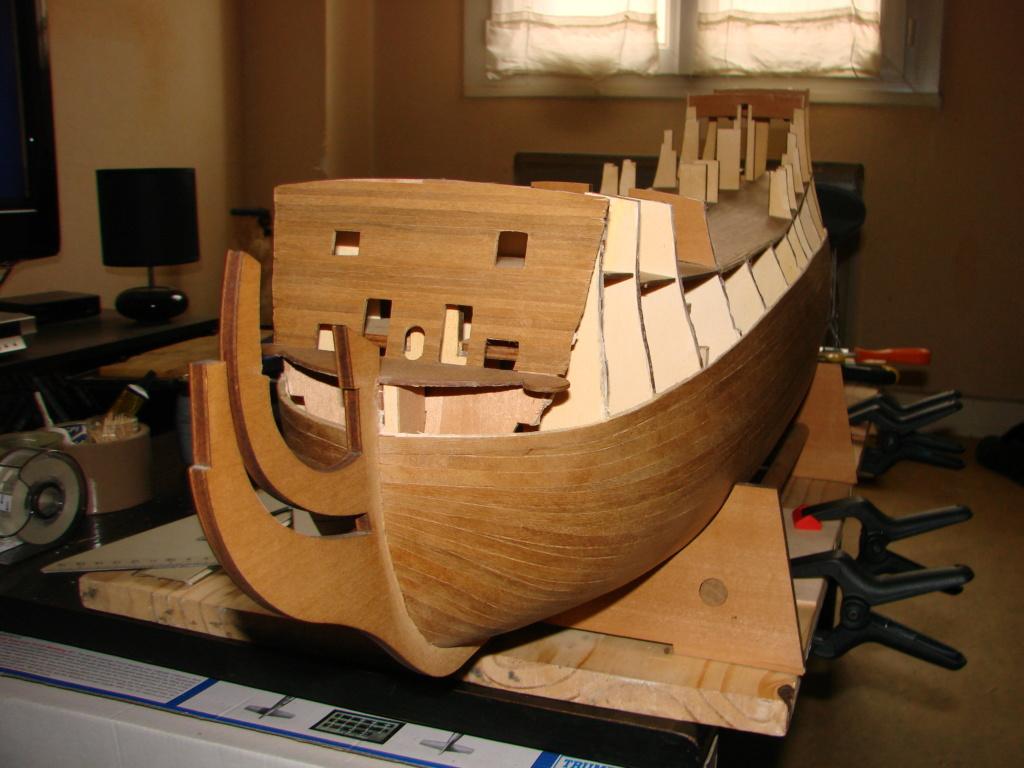 HMS Victory Constructo Echelle 1:94 Dsc06911