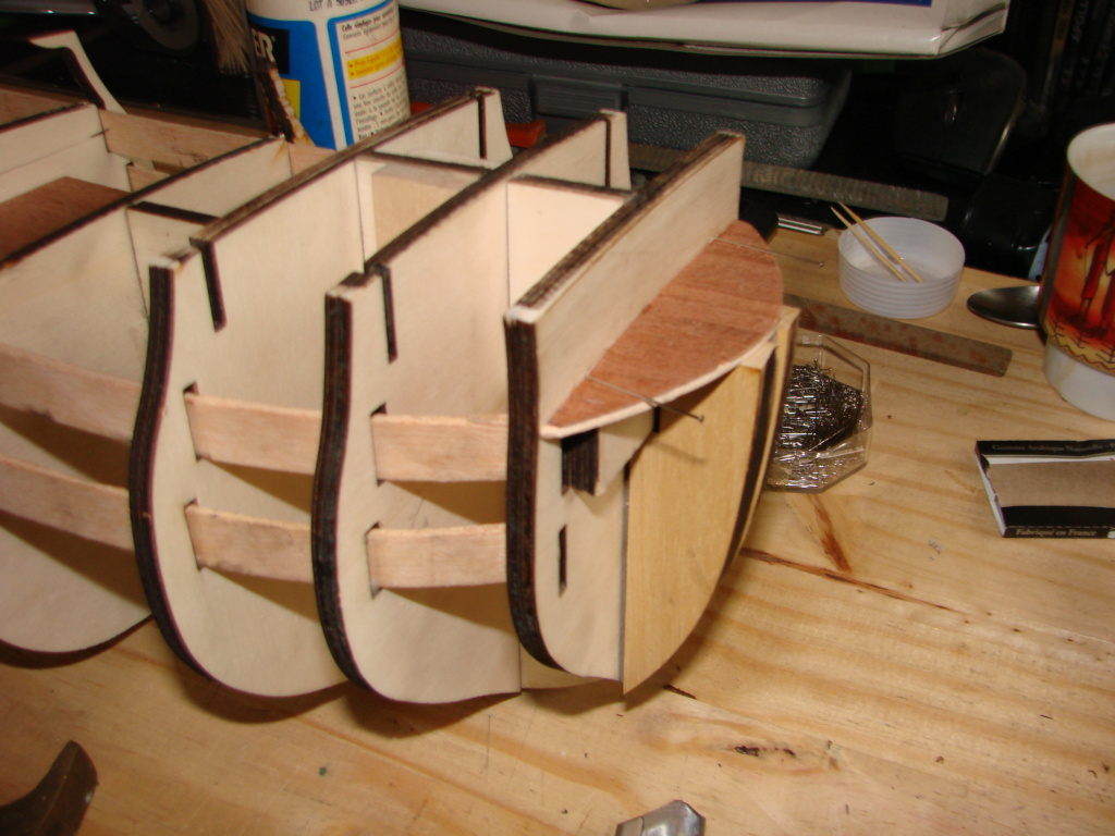 HMS Victory Constructo Echelle 1:94 Dsc06915