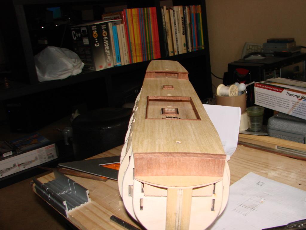 HMS Victory Constructo Echelle 1:94 Dsc06958