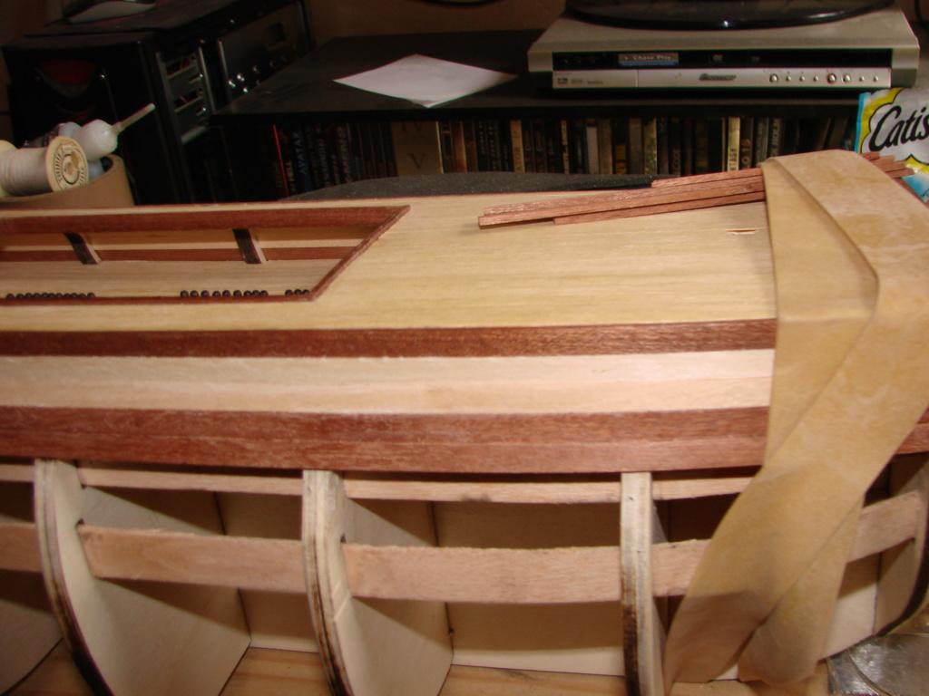 HMS Victory Constructo Echelle 1:94 Dsc07016