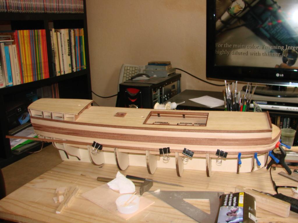 HMS Victory Constructo Echelle 1:94 - Page 2 Dsc07033