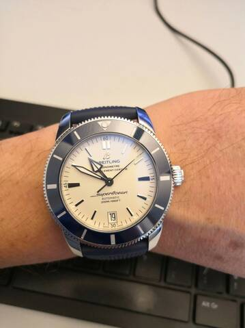Breitling - Breitling Superocean Heritage ou Omega Planet Ocean? - Page 2 20190810