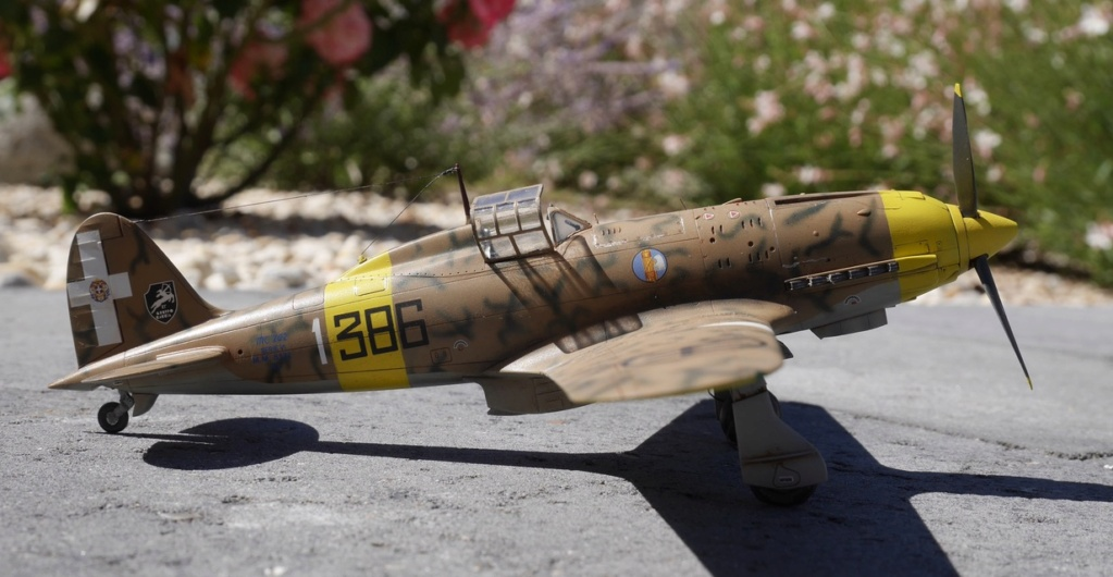 folgore - Macchi C.202 Folgore - 21° Gruppo Autonomo C.T. 18fbd710