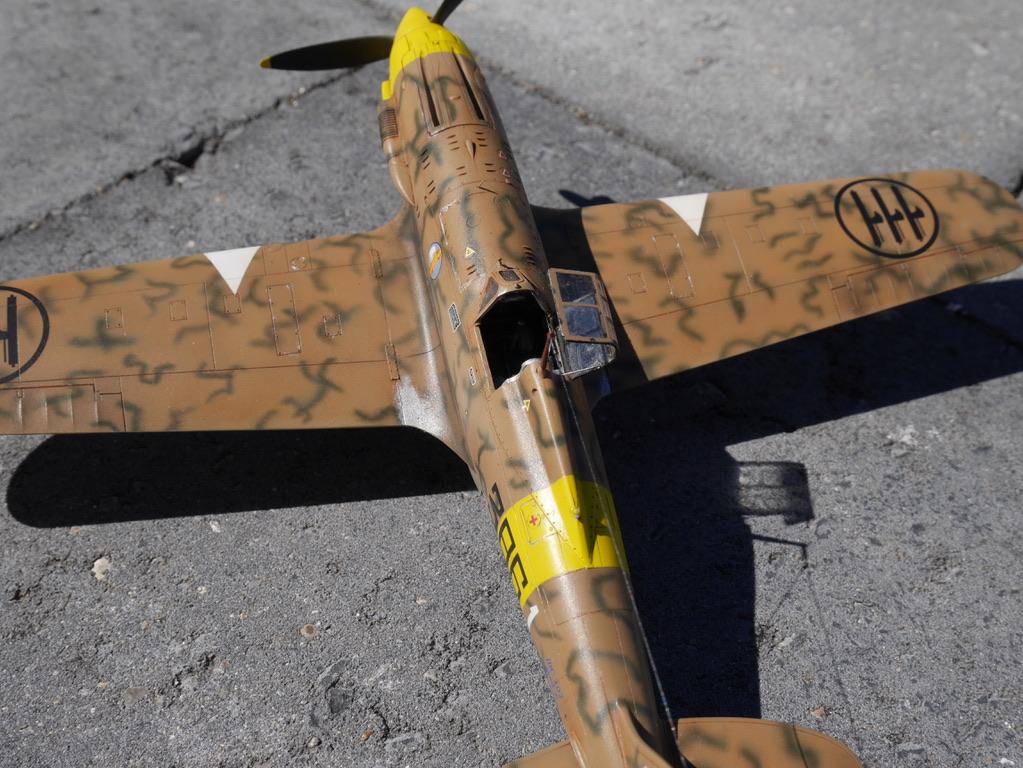 folgore - Macchi C.202 Folgore - 21° Gruppo Autonomo C.T. 35bf1010