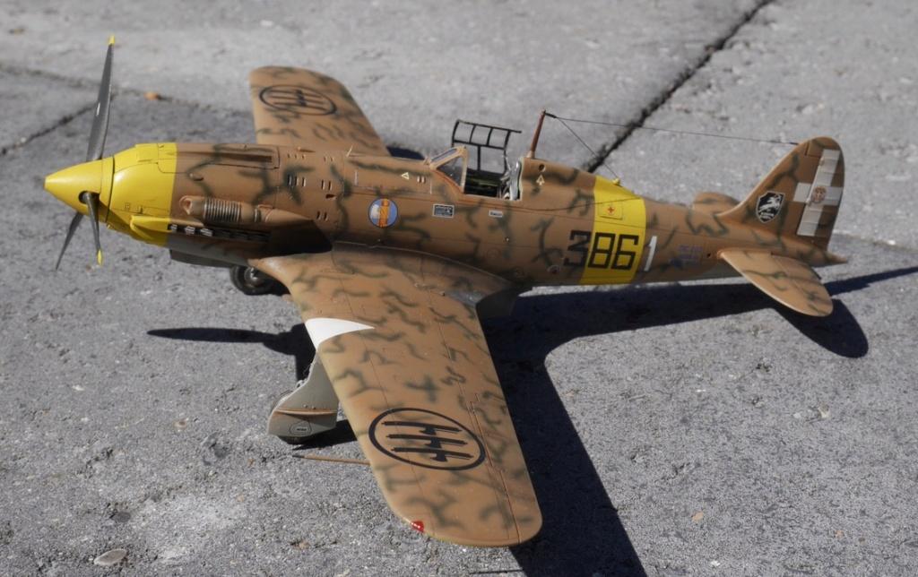 folgore - Macchi C.202 Folgore - 21° Gruppo Autonomo C.T. 4f653e10