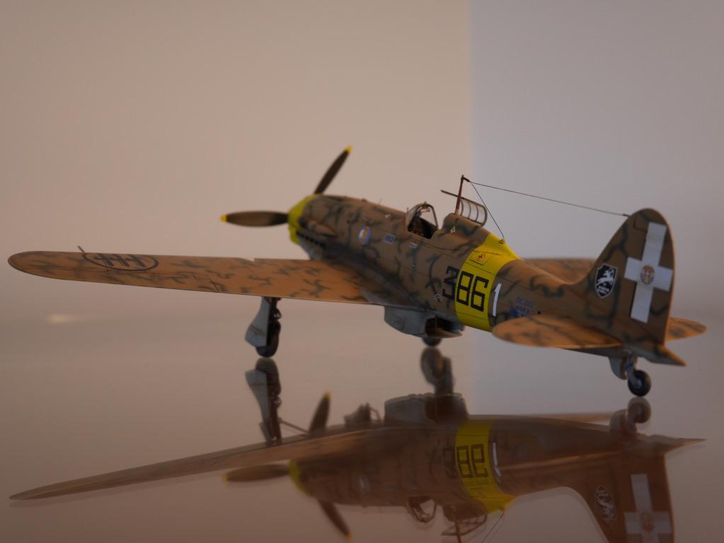 folgore - Macchi C.202 Folgore - 21° Gruppo Autonomo C.T. 8d4a6210