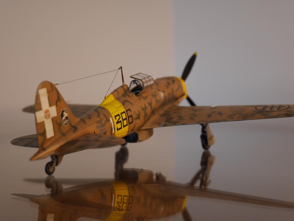 folgore - Macchi C.202 Folgore - 21° Gruppo Autonomo C.T. 95fbc710