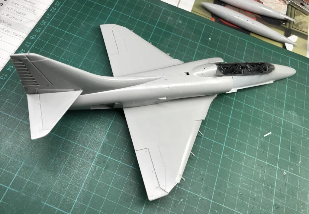 Douglas TA-4J Skyhawk - Hasegawa - 1/48 Ba2b3410