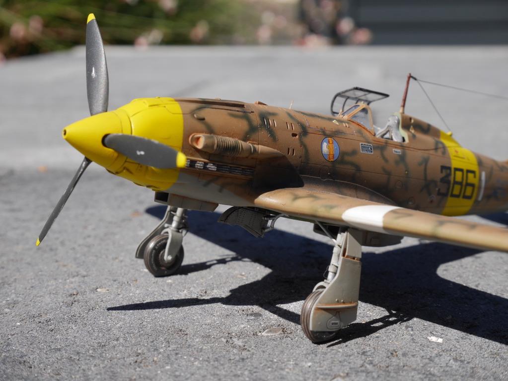 folgore - Macchi C.202 Folgore - 21° Gruppo Autonomo C.T. Df7a7410
