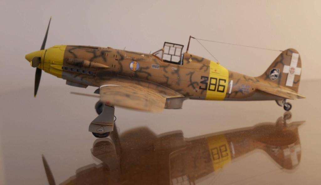 folgore - Macchi C.202 Folgore - 21° Gruppo Autonomo C.T. Ea84ac10