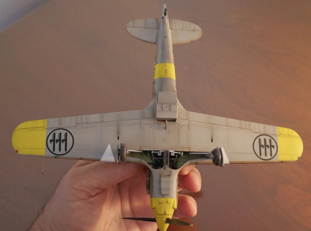 folgore - Macchi C.202 Folgore - 21° Gruppo Autonomo C.T. Ead91c10