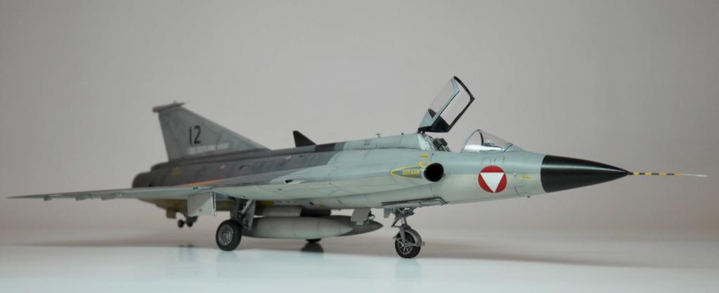 draken - Saab J 35Ö Mk.II Draken - Österreichische Luftstreitkräfte Fliegerregiment 2, 1. Staffel P1030211