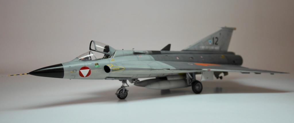 draken - Saab J 35Ö Mk.II Draken - Österreichische Luftstreitkräfte Fliegerregiment 2, 1. Staffel P1030212