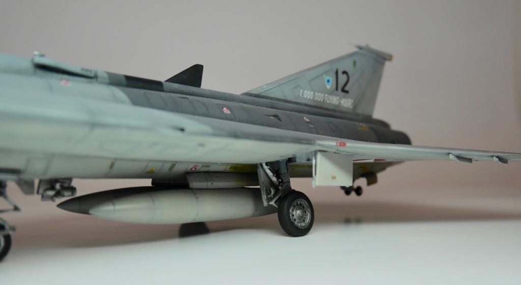 draken - Saab J 35Ö Mk.II Draken - Österreichische Luftstreitkräfte Fliegerregiment 2, 1. Staffel P1030215