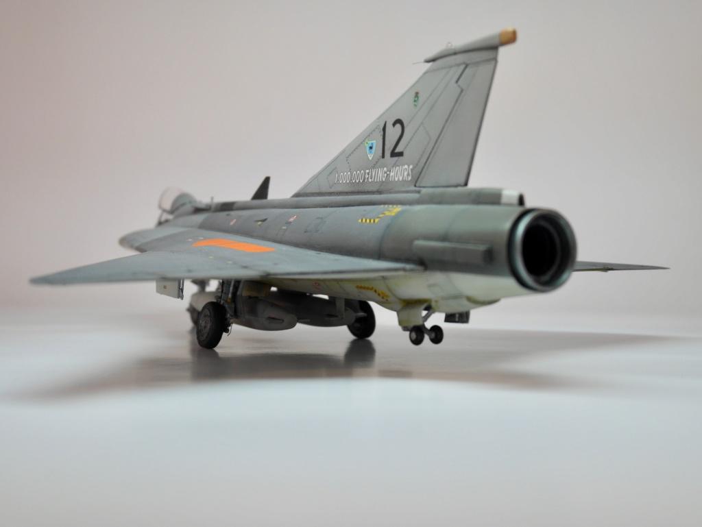 draken - Saab J 35Ö Mk.II Draken - Österreichische Luftstreitkräfte Fliegerregiment 2, 1. Staffel P1030312