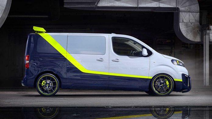 Cargar una estantería de 1,90 Opel-z10