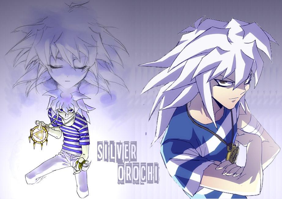 Silver Orochi Sign110