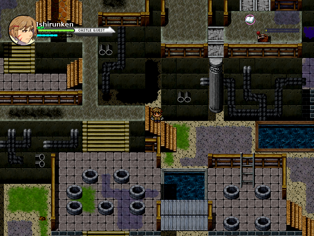 El Castle Quest (VX/ACE) Beta 1 - Navidad 510