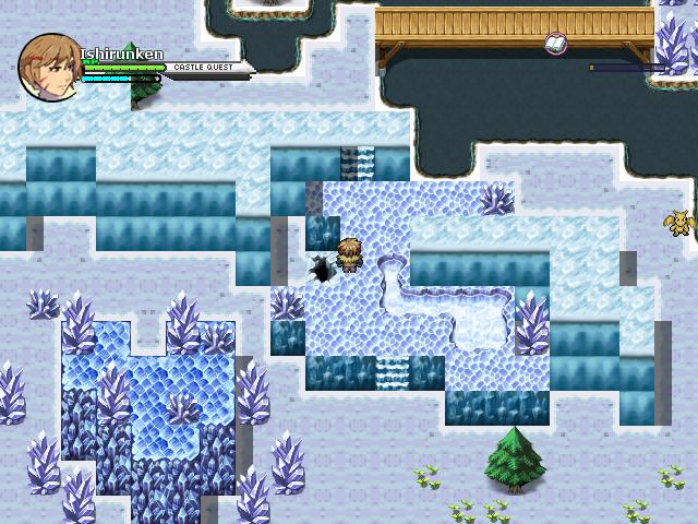 El Castle Quest (VX/ACE) Beta 1 - Navidad 710