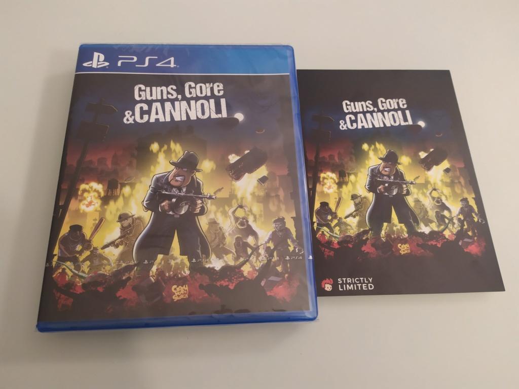 [ECH] Guns, Gore & Cannoli PS4 Sous blister 1500 exemplaires Img_2028