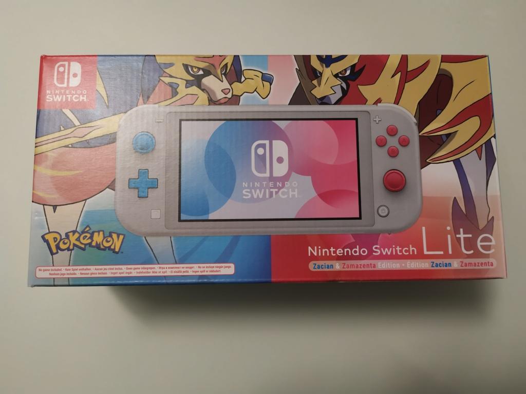 [VDS] Switch Lite Pokémon Img_2040