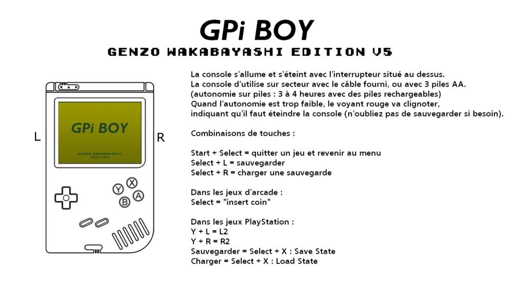 [Image] Retropie GPi Case - GPiBOY v3 64Go  - Page 4 Gpiboy11