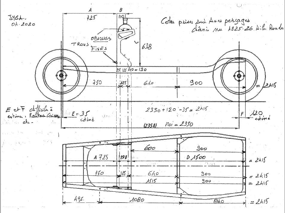 Position réservoir châssis C3 0-plan11
