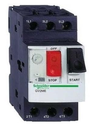 Changer le coffret electrique Escawat Disjon10