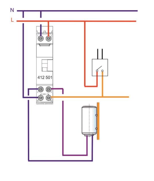 Changer le coffret electrique Escawat Disjon11