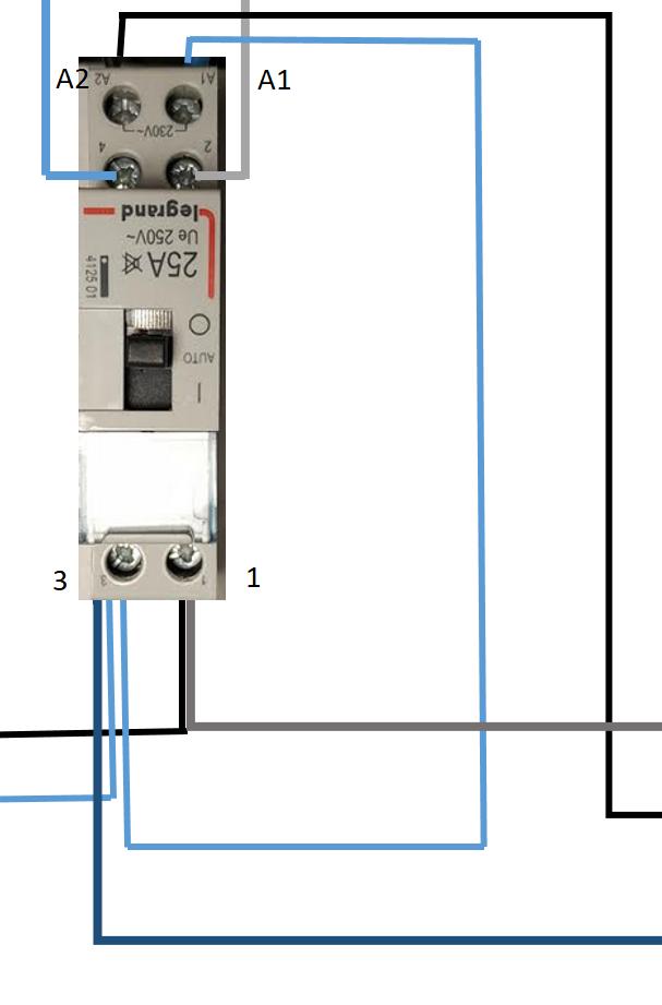 Changer le coffret electrique Escawat Disjon12