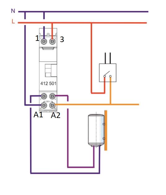 Changer le coffret electrique Escawat Disjon13